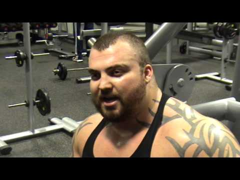 UK's Strongest Man Eddie Hall - What's Oxygen Good For?