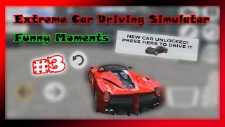 IT'S OVER 1000KM ! - Extreme Car Driving Simulator Funny Moments #3