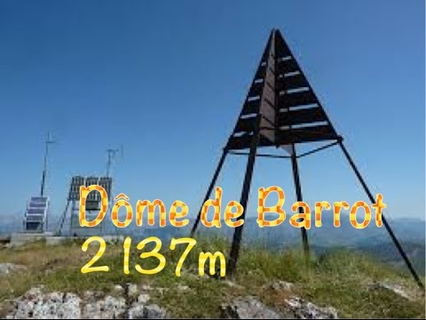 DÔME DE BARROT