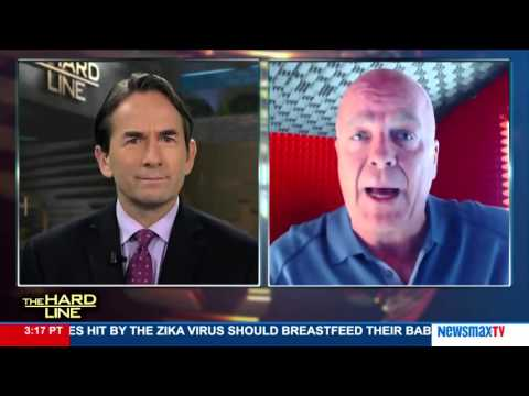 The Hard Line | Jerry Doyle discusses GOP members facing the reality of Donald Trump's dominance