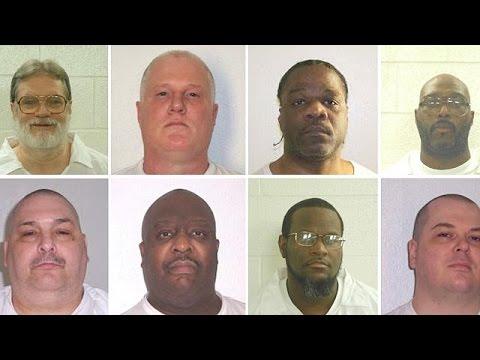 Arkansas executa mais dois condenados à morte