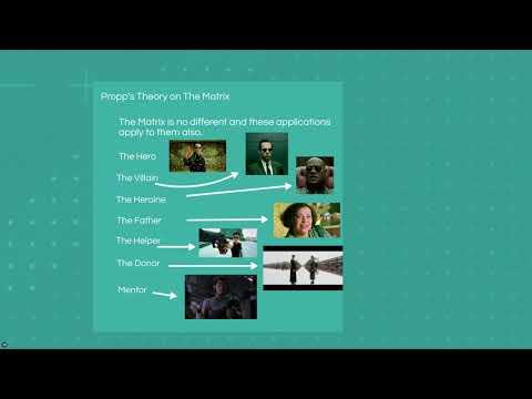 Narrative Theory- The Matrix Part 4