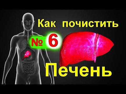 Как очистить печень по методу Юрия Андреева