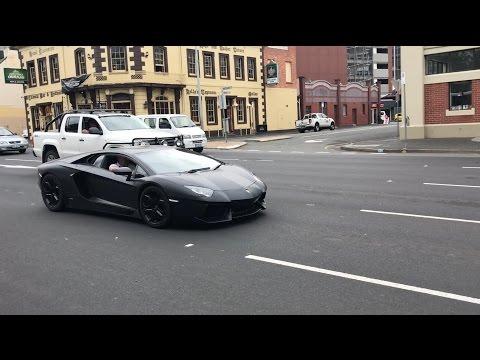 Exotic Group December 2016 (Lamborghini Club Australia)