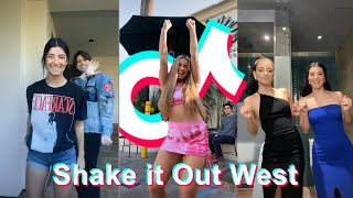 Shake it Out West | TikTok Compilation