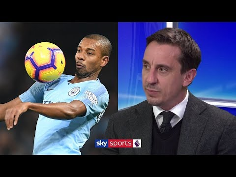 Gary Neville and Jamie Carragher praise unreal Man City midfield in victory over Liverpool