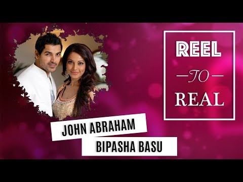 ReelToReal Love Stories: John Abraham and Bipasha Basu's mushy affair
