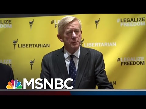 Is Bill Weld With Her? | Hardball | MSNBC