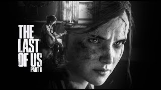 Passage of The Last of Us part 2 (One of us 2)1 Aged Ellie in the snow