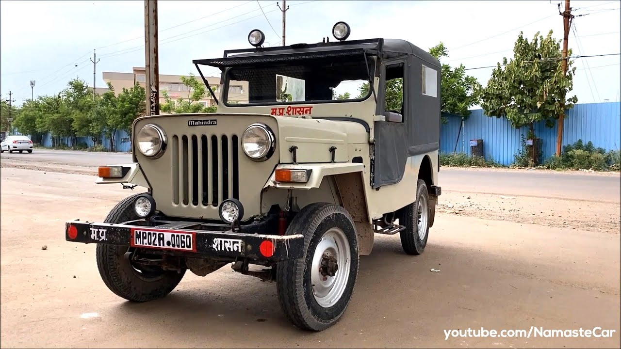Mahindra Major Jeep CL-550 MDI 1997- ₹4 lakh | Real-life review