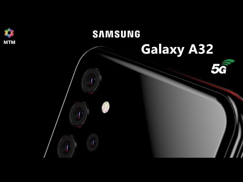 Samsung Galaxy A32 5G Official Video, Release Date, Price, Camera, Trailer, First Look, Specs,Launch