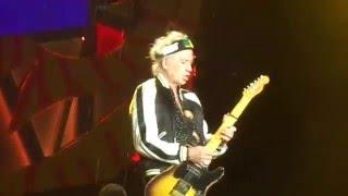 The Rolling Stones - Tumblin Dice - Porto Alegre, Brazil, 2016 -  HD