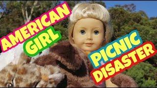 American Girl Picnic Disaster
