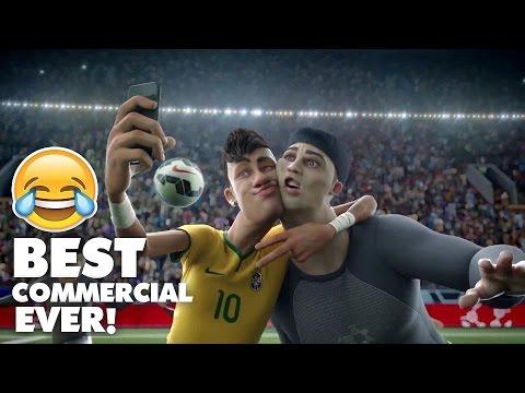 NIKE Football - THE LAST GAME !   BEST COMMERCIAL EVER!!   Ft. Neymar,Ronaldo,Ibra,Rooney   HD