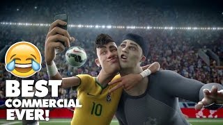 NIKE Football - THE LAST GAME ! | BEST COMMERCIAL EVER!! | Ft. Neymar,Ronaldo,Ibra,Rooney | HD