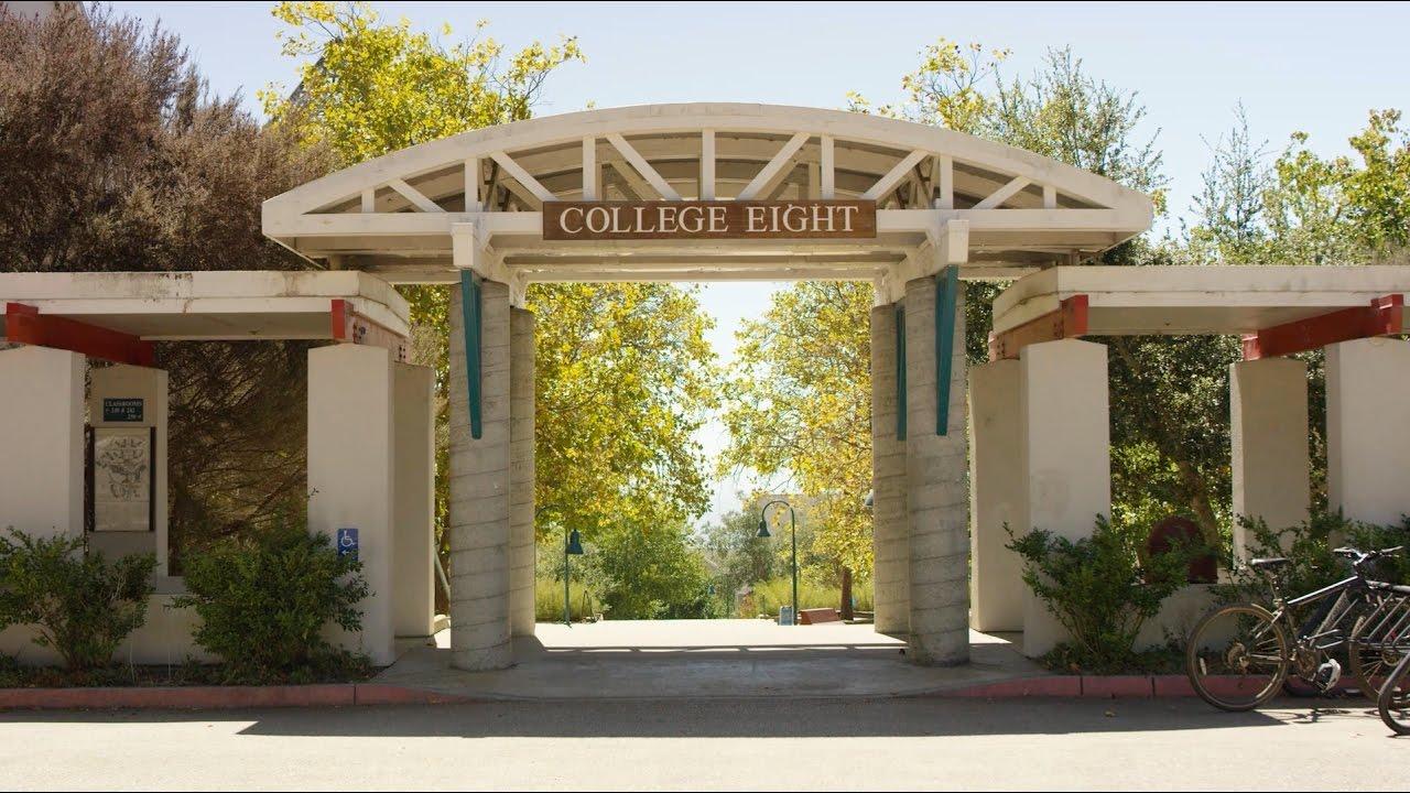 UC Santa Cruz Unveils Rachel Carson College - YouTube