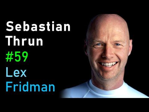 Sebastian Thrun: Flying Cars, Autonomous Vehicles, And Education | Artificial Intelligence Podcast