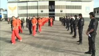 Santa Catarina recebe reforço da Força Nacional de Segurança Pública