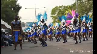 Calabar Carnival  2015 in Pictures