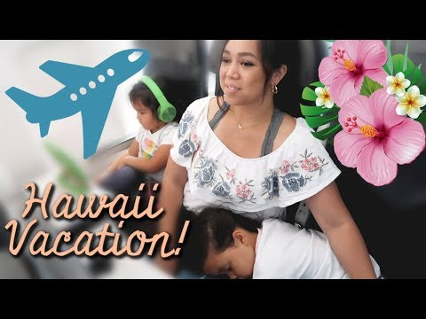 Traveling to Hawaii! - itsjudyslife Vlog thumbnail