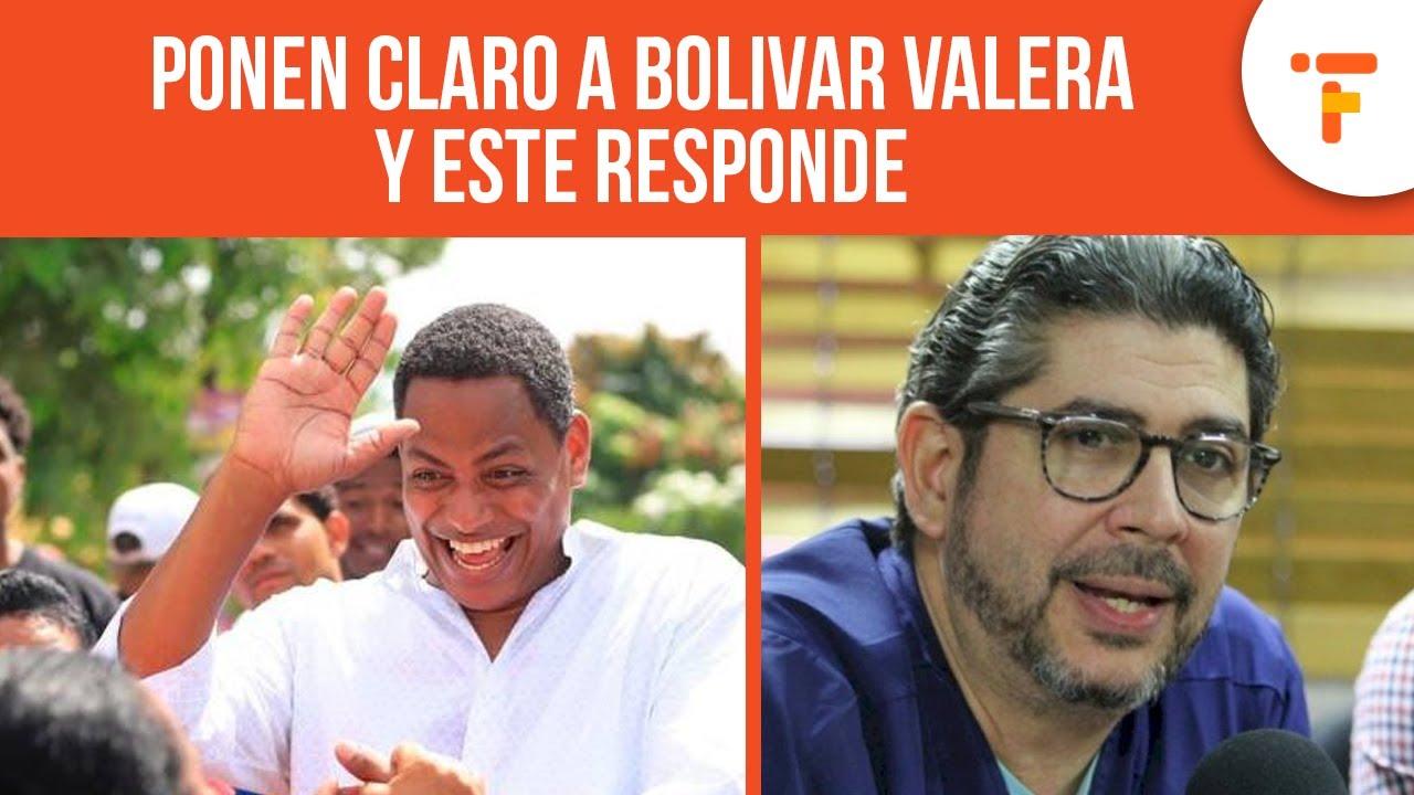 Ponen claro a BOLIVAR VALERA y este responde a DR.GUERRERO HEREDIA - La Tendencia Farandula