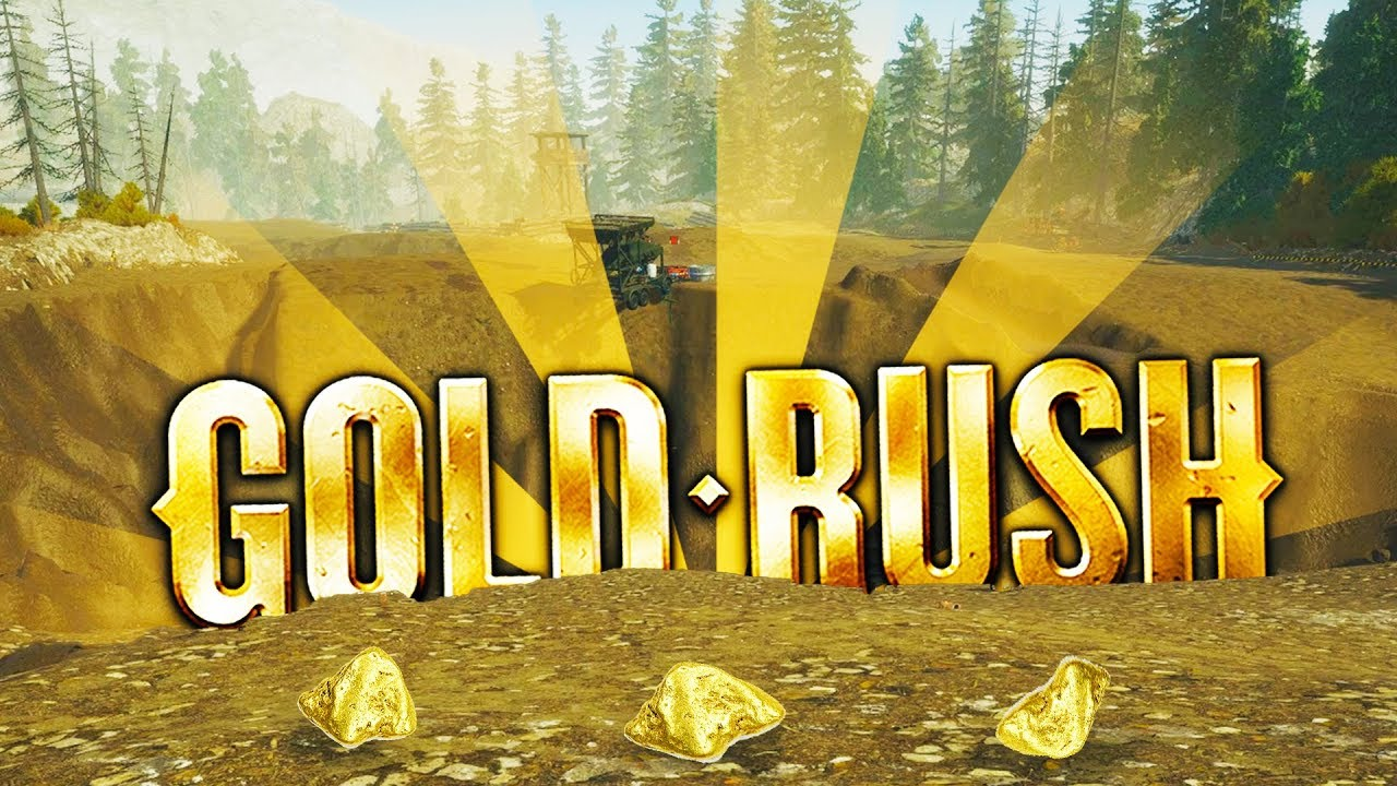 Goldrush Game