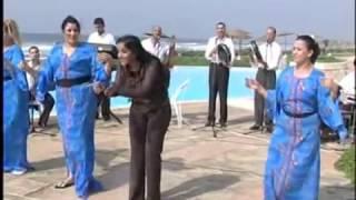 Chaabi Dance Fadiha Maroc 2012