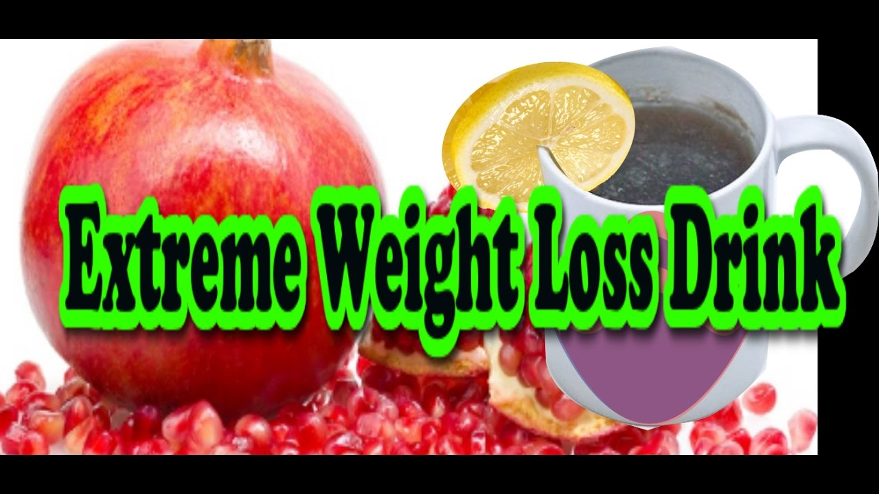 Extreme Weight Loss Pomegranate Tea Health Benefits With Fast