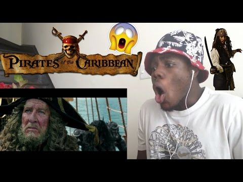 Pirates of the Caribbean: Dead Men Tell No Tales Trailer #1 REACTION!!!