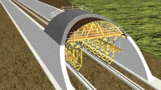 Mk Carriage For Cut-and-cover Tunnels - Ulma Construction [en]