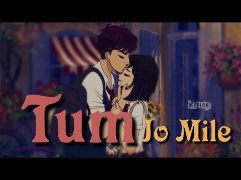 Repeat Tum Jo Mile Whatsapp Status Video Love