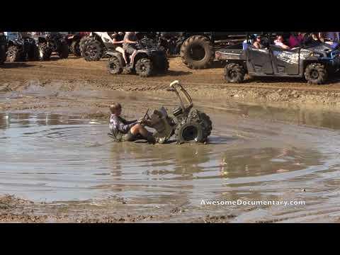Mud Trucks At Redneck Mud Park 2018