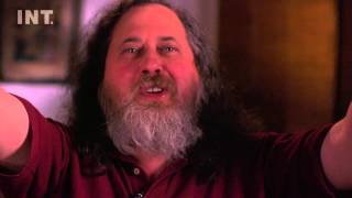 Why is free software important?  Richard Stallman - in INT