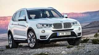 BMW X3 рестайлинг 2014 - видео обзор Александра Михельсона