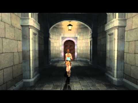 Tomb Raider Anniversary - Croft Manor