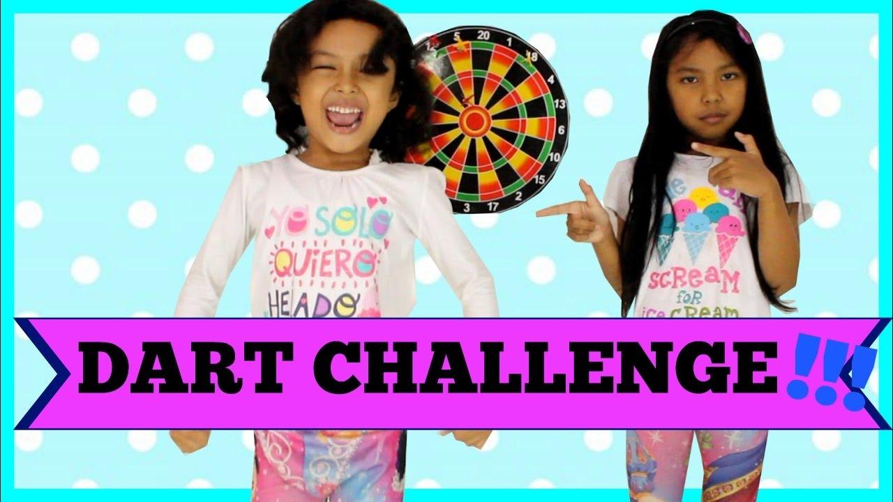 Dart Challenge Ayo Kita Lomba Anak Panah Magnetic