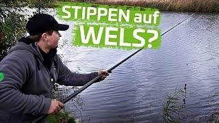 Ufernahes ABSPANNEN OHNE BOOT (Wallerangeln)   Step By Step Stillgewässer #6