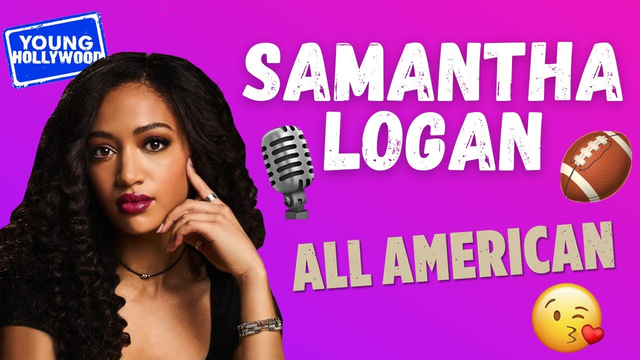All American's Samantha Logan Reveals Dream Endgame For Olivia & Talks Podcast
