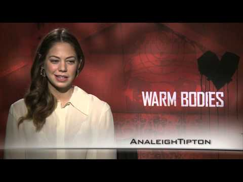 Analeigh Tipton interview for the film Warm Bodies