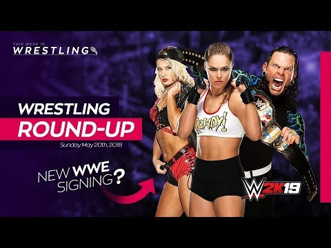 WWE News Round-Up: WWE 2K19 Announcement, Rousey Debut, Enzo Update & Storm to WWE?