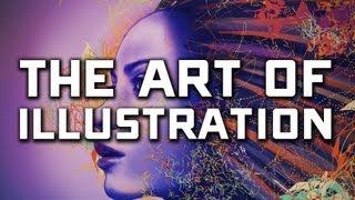 The Art of Illustration   Off Book   PBS Digital Studios