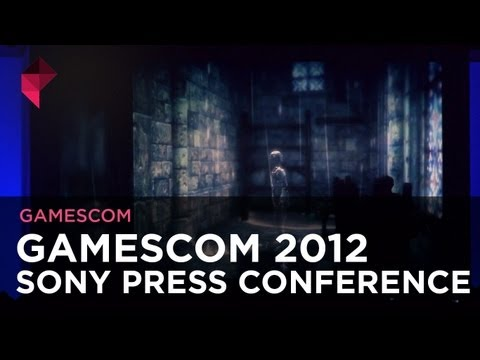 Gamescom 2012 - Sony Press Conference