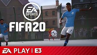 FIFA 20 & Volta Full Reveal Presentation | EA Play E3 2019