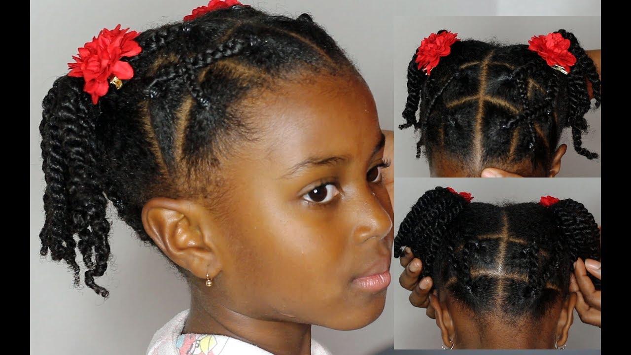 Penteado Para Criança Penteado Infantil Cabelo Crespo Natural 4b4c Ira E Ariel