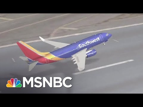 From Takeoff To Emergency Landing: A Timeline Of Southwest Flight 1380 | Velshi & Ruhle | MSNBC