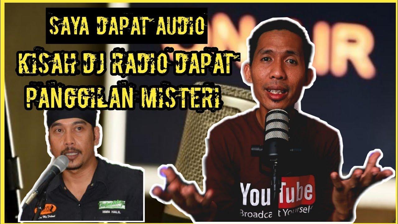Download AUDIO ASAL KISAH DJ RADIO DAPAT PANGGILAN MISTERI [KISAH SERAM BENAR]