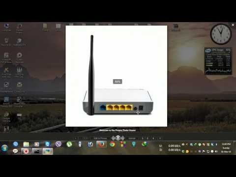 How to Config router Tenda 316r (For Broadband Users)