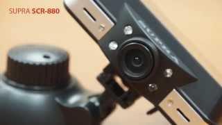 Крепление для видеорегистратора supra scr-700