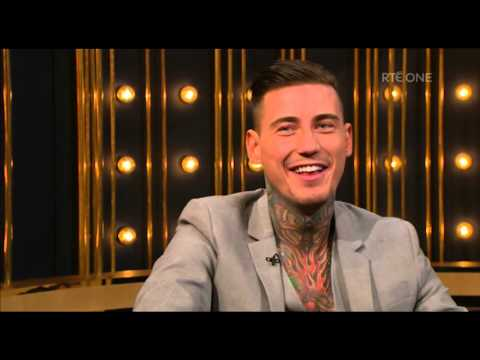 Jeremy McConnell on seeing Stephanie Davis again | The Ray D'Arcy Show | RTÉ One