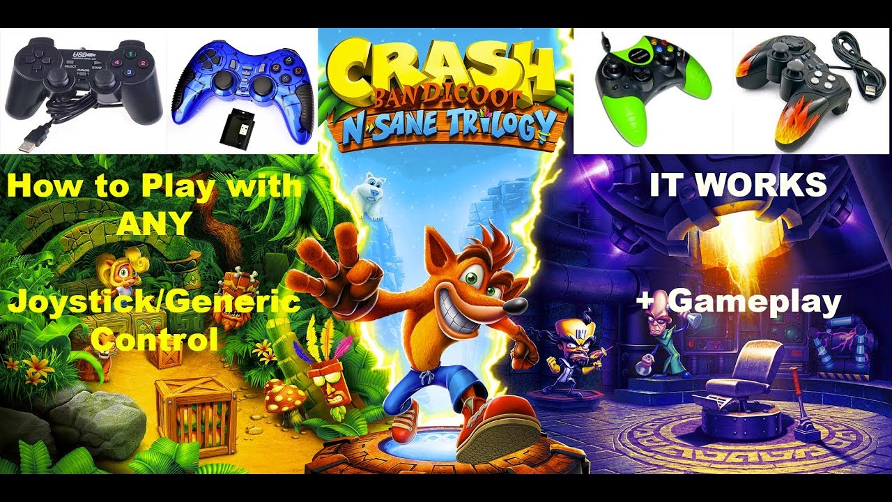 how to install crash bandicoot on pc